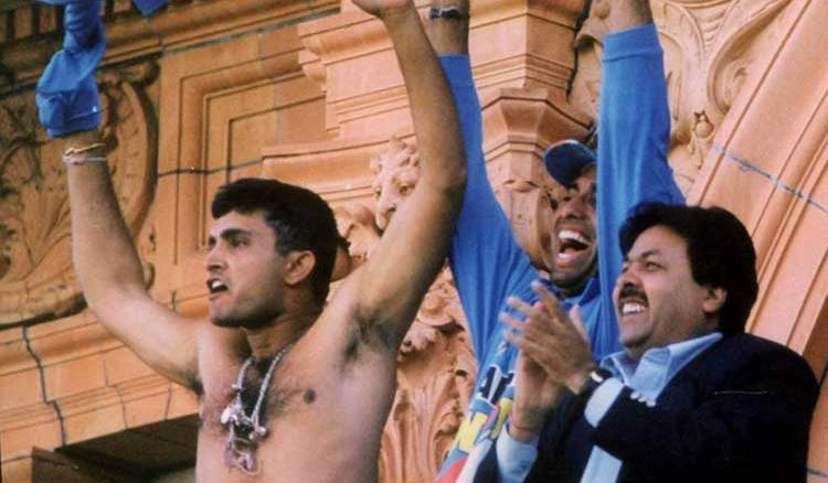 Remember Sourav Ganguly's Famous Shirt Wave At Lord's