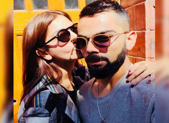Wanna fall in love all over again? Check Virat's new tweet.