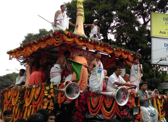 Four things you should know about the Rath Yatra in Kolkata