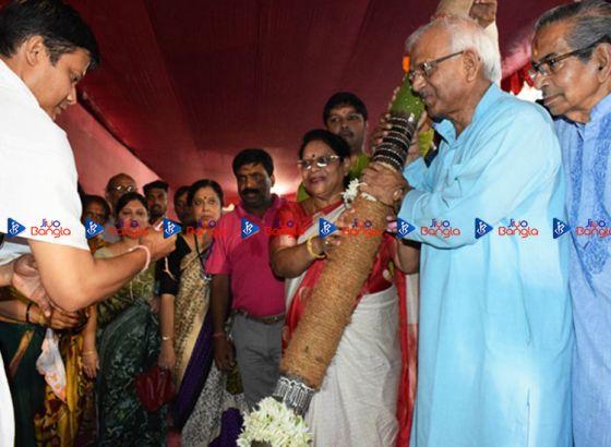 Shibmandir Khuti Puja: Countdown to Durga Puja