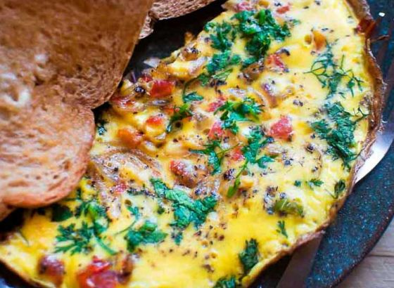 Protein-rich breakfasts to cut fat