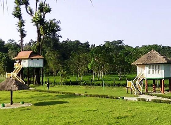 A Romantic Retreat to Mendabari Jungle Camp