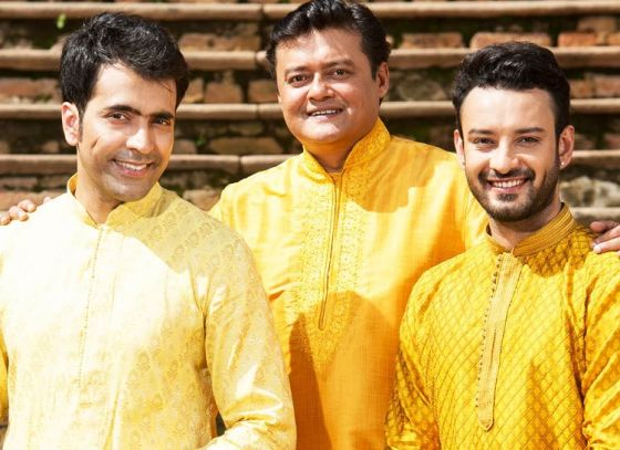 The perfect dress code for men  this Durga Puja