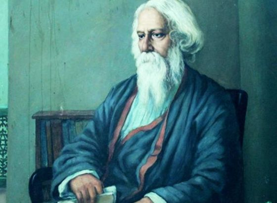 Tagore- the man of Million words