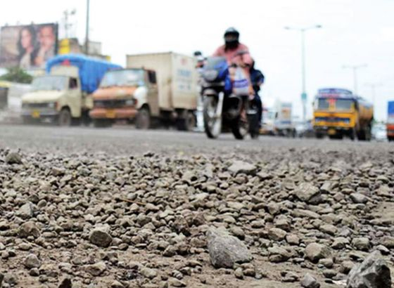 City roads to be repaired soon