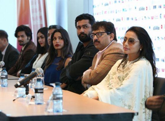 'Hichki' actor hoisted Indian flag at Melbourne Film Festival