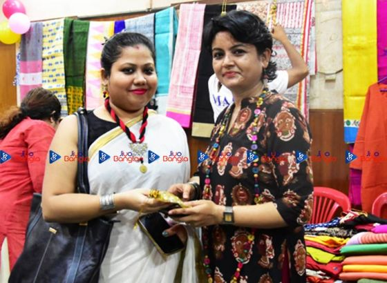 Pujo fashion with Enigma