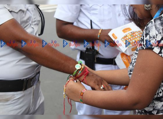 Jiyo Bangla's Rakhi celebration