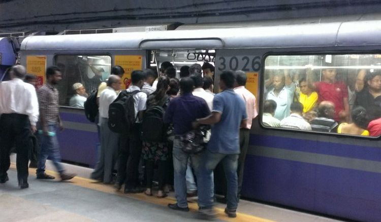 Metro to increase the number of trains