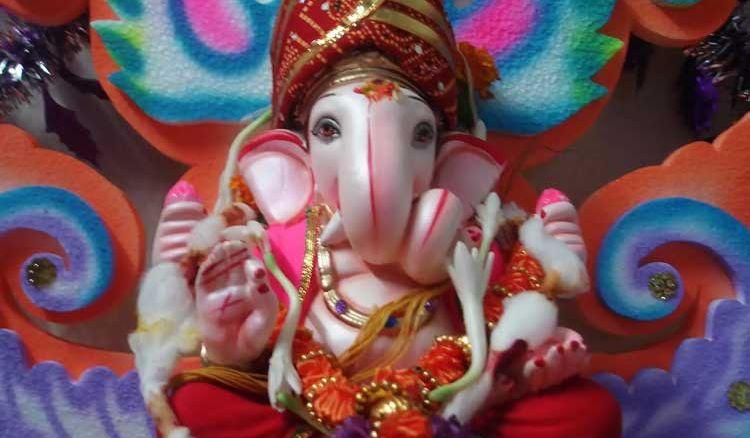 Kolkata welcomes Ganpati Bappa