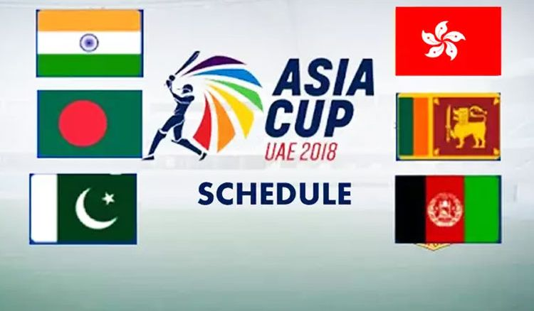 Asia Cup 2018 in details