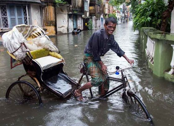 India's first flood forecasting app