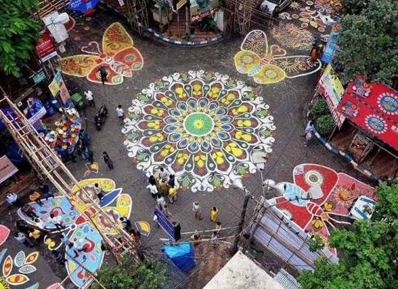 How to soak in Bengal's biggest festival