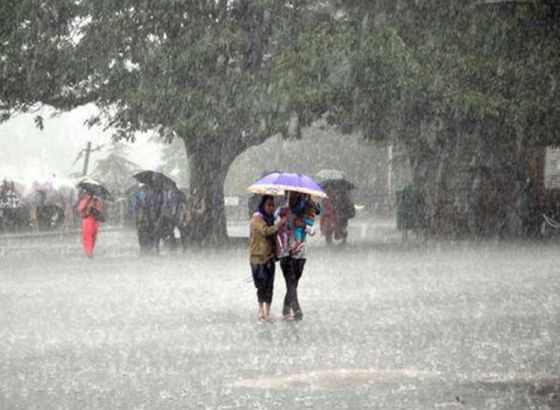 Rain may play spoilsport during the DurgaPuja