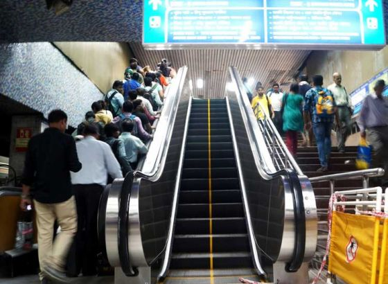 Experts to monitor escalators