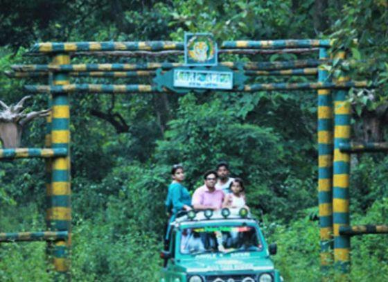 Buxa Tiger Reserve going plastic-free.