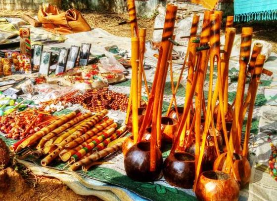 A peek through Santiniketan's 'Shonibare Haat'
