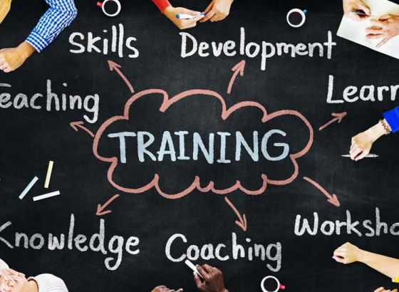 Skill development training for rural unemployment