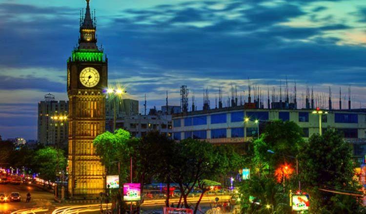 The timekeeper of Kolkata