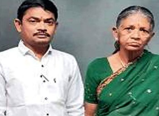 72 years mother gives rebirth to son