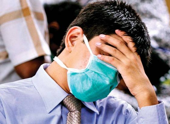 Fever survey to detect virus