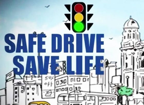 State Government's initiative to stop road accidents