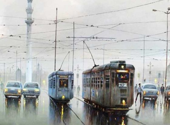 Rajarhat Newtown tram plan