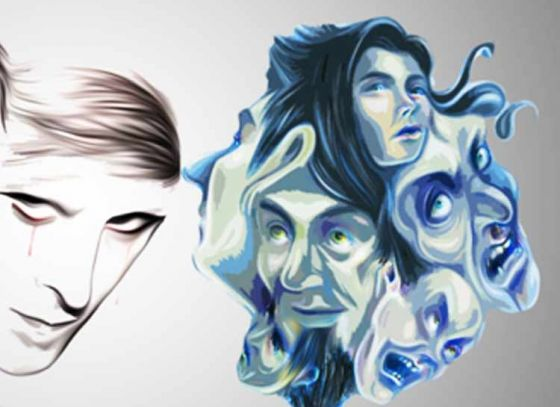 Dissociative Identity Disorder is about Survival