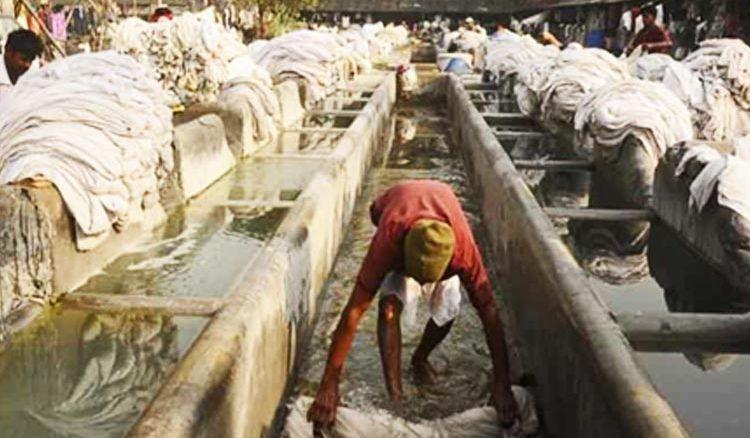 Kolkata's Original Laundry Service, The Colonial Era Dhobikhana