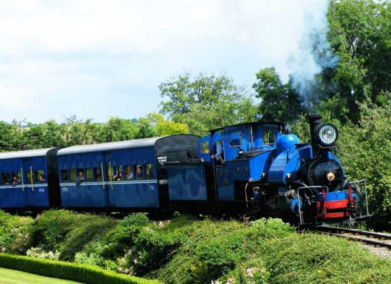 Siliguri to Rongtong-New route for toy trains