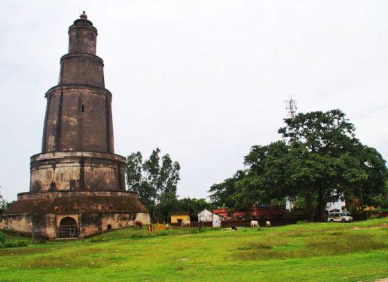 The ruins of Pandua