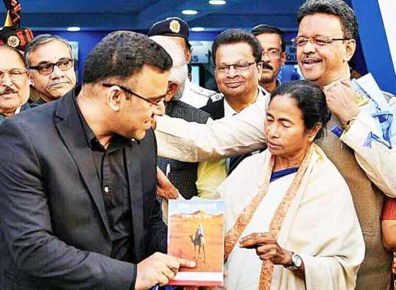 Five new books by mamata banerjee to be released at book fair