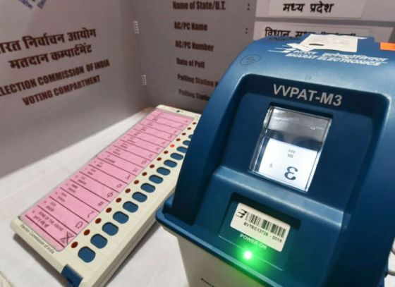 VVPATs to be used in Bengal