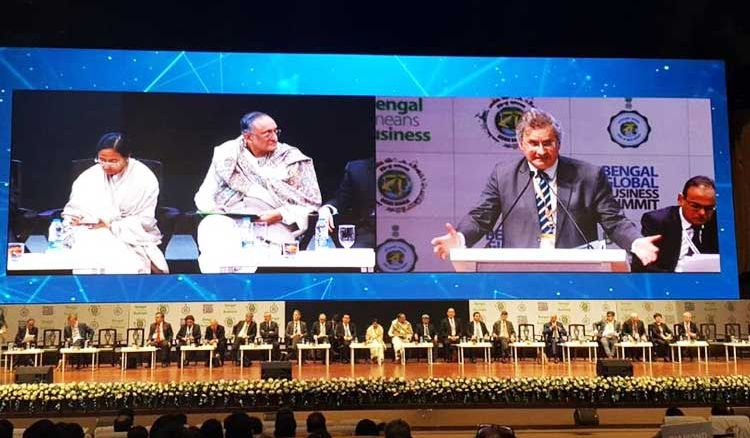Bengal Business Summit commences