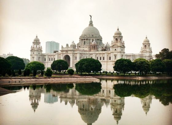 Second Largest Painting in The World now in Kolkata