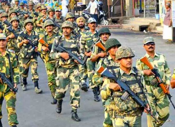 BSF team to visit Kolkata for election preparations