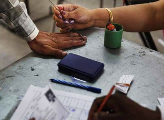 Measures being taken for specially abled voters