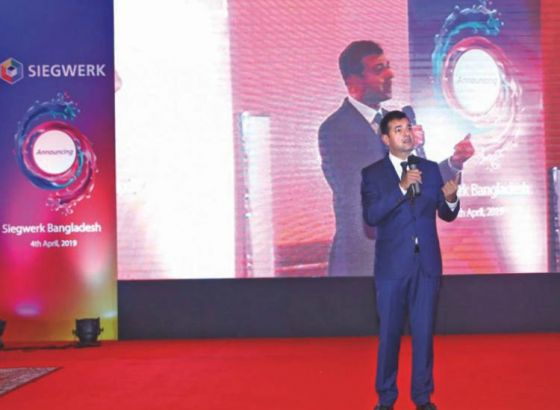 Siegwerk plans to expand to Bangladesh