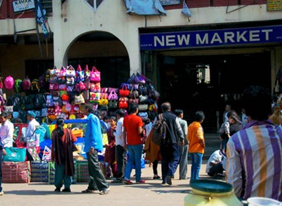 New Market becomes no plastic zone