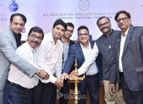 GJC's Labham Edifies Kolkata Jewellers