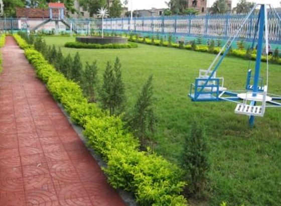 KMC parks to provide facilities to senior citizens