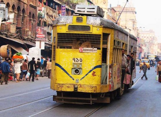 Committee for reviving trams in Kolkata