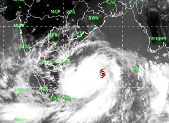Cyclone Fani expected to cause series of storms over Bengal
