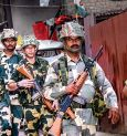 713 companies of Central Forces for 6th phase