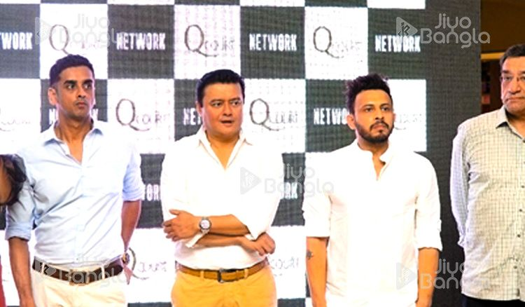 Saptaswa's story revolves around a reality show which is designed by Saswata Chatterjee's character to avenge the people who once betrayed him
