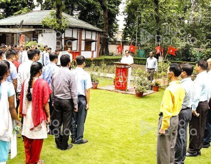 Anti Terrorism Day Observed In Bengal