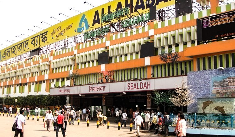 New AC retiring rooms and dormitories at Sealdah Station