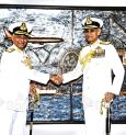Atul Kumar Jain takes over as FOC-in-C, Eastern Naval Command
