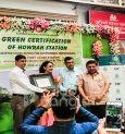 Eastern Railway Green Initiatives
