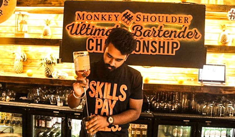 The Ultimate Bartender Championship